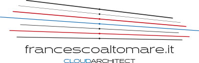 Francesco Altomare – Cloud Architect